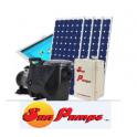 Pompes de Piscine Solaires - SunPumps