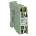 Relais Programmable Temporisé 12 & 24VDC