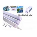 Tube LED 12 et 24VDC