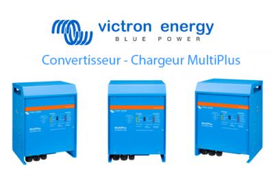 Convertisseur / Chargeur - MultiPlus